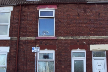 2-BEDROOM HOUSE, MARKET RD, DONCASTER