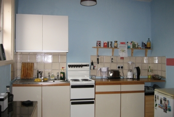 1-BEDROOM FLAT FOR RENT, PARK RD (7-3)